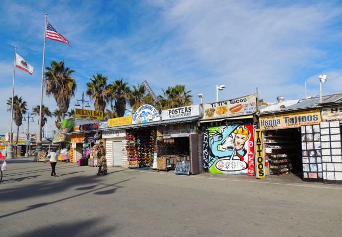Venice Beach Boardwalk 3