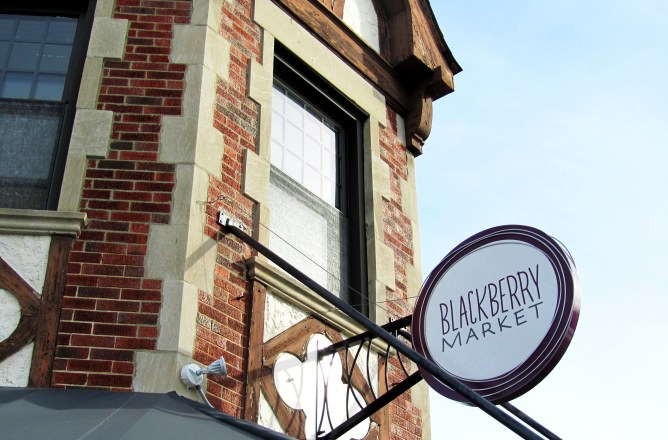 Blackberry Market Glen Ellyn Chicago 11
