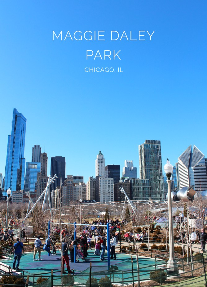 Maggie Daley Park Chicago 9