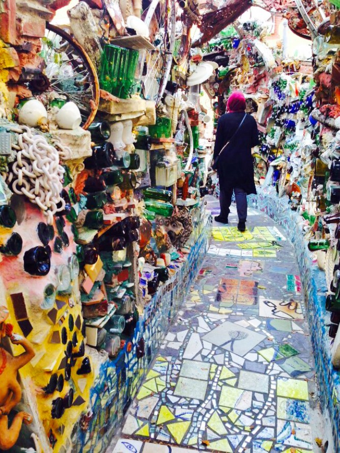 Magic Garden Philadelphia Pennsylvania 7