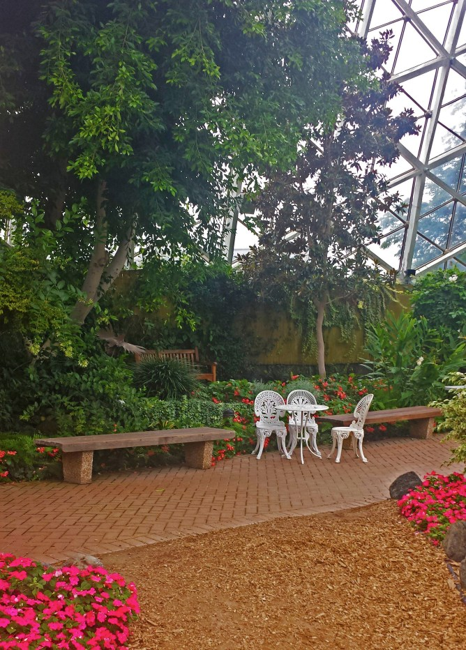Mitchell Park Horticultural Conservatory Milwaukee Domes 1