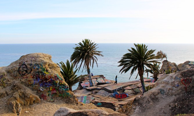 Sunken City San Pedro California 3