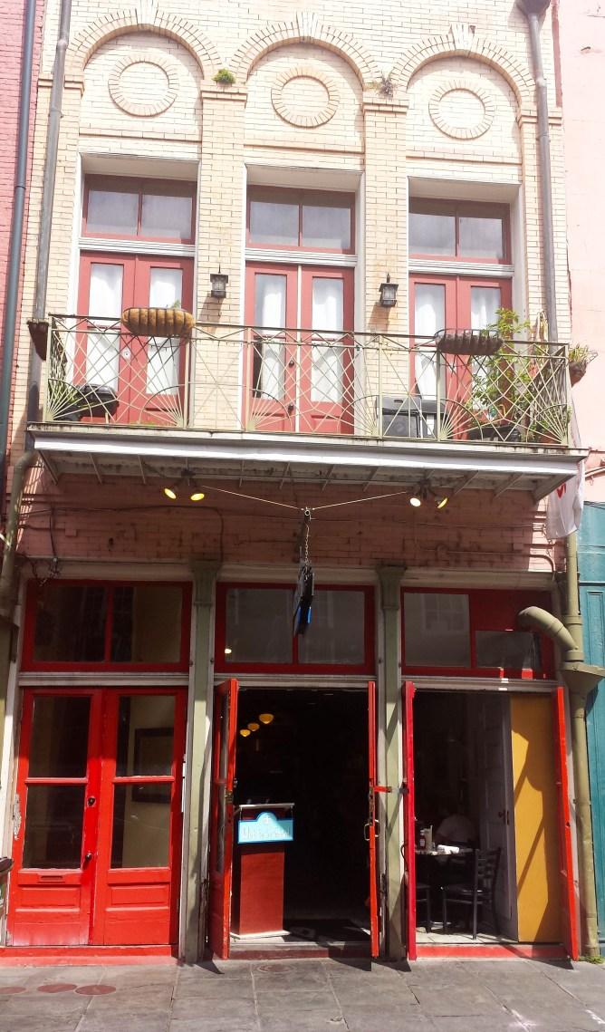 New Orleans Cafe Fleur De Lis 1