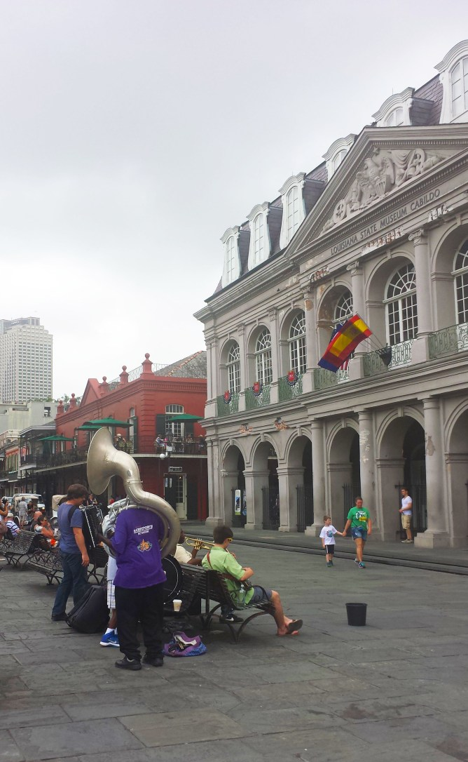 New Orleans Jack Square 3