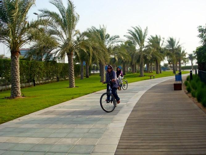 Corniche Abu Dhabi UAE