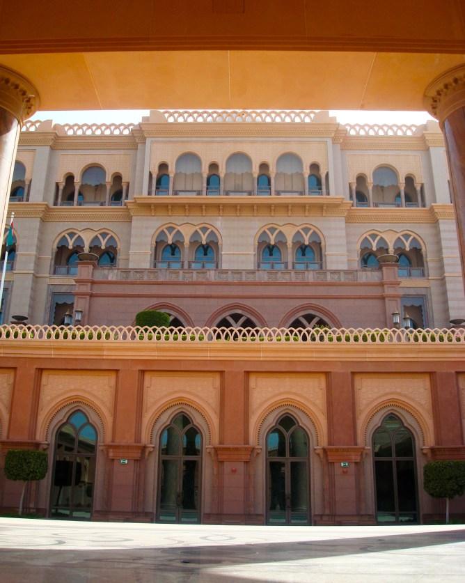 Emirates Palace Abu Dhabi 15