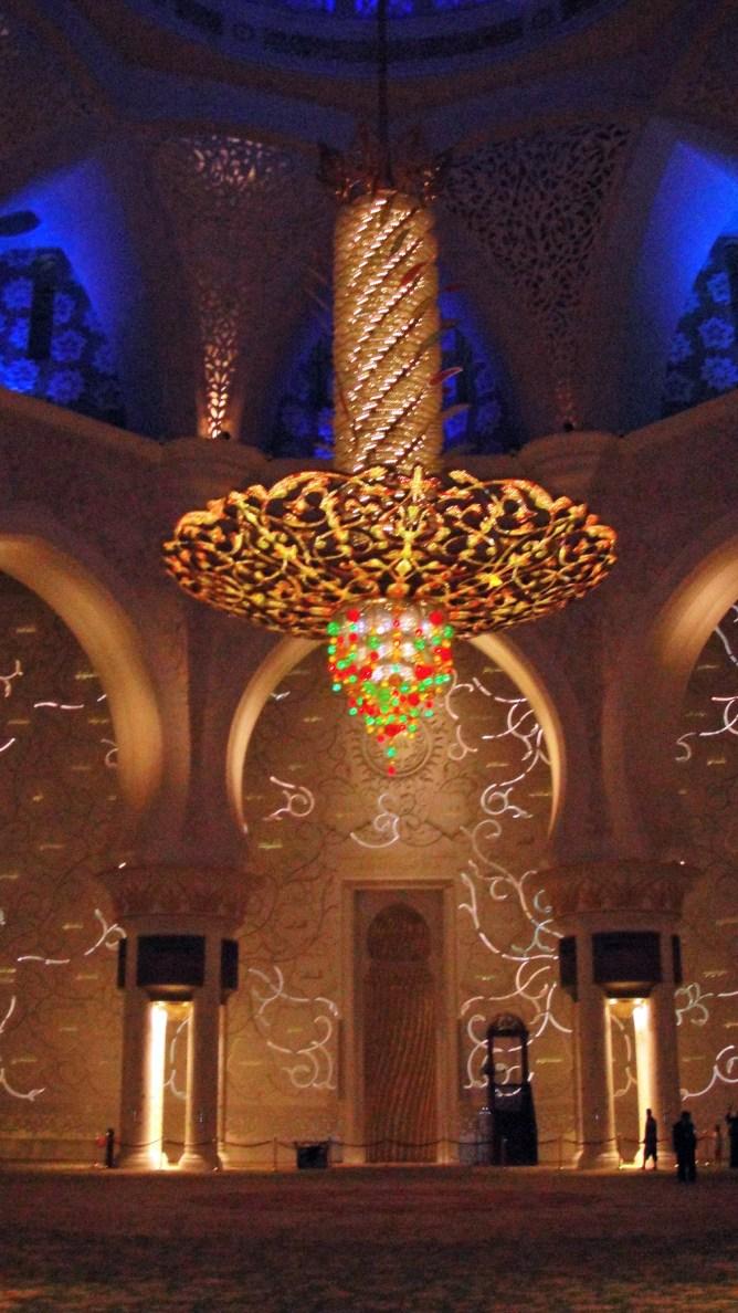 Sheikh Zayed Mosque Abu Dhabi 12