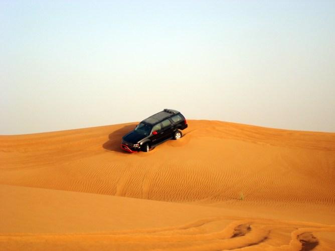 Desert Safari Dubai 1