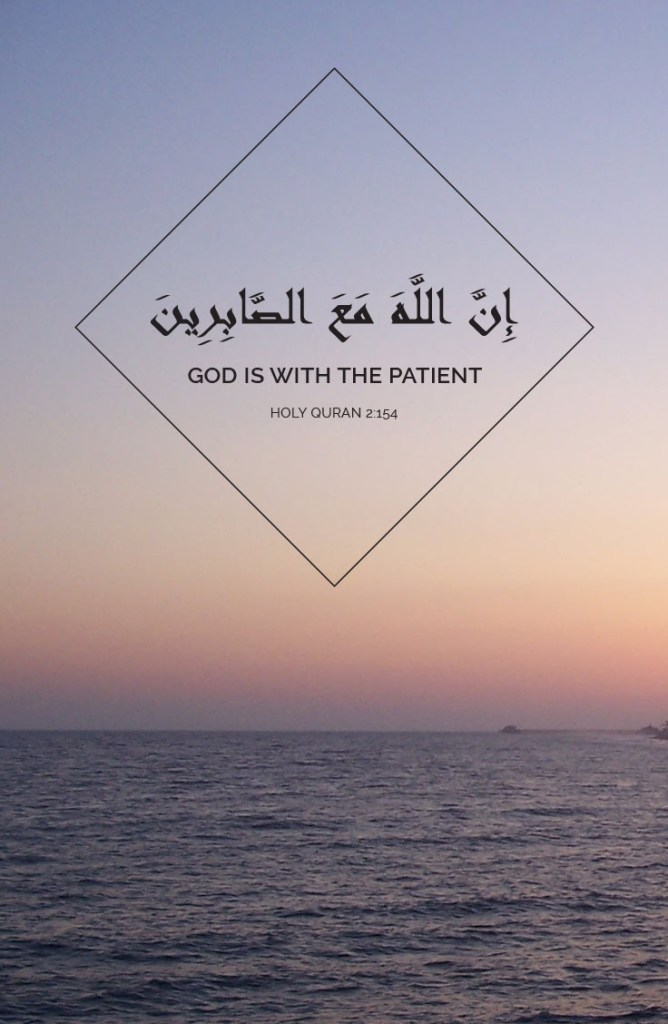 God is with the patient
