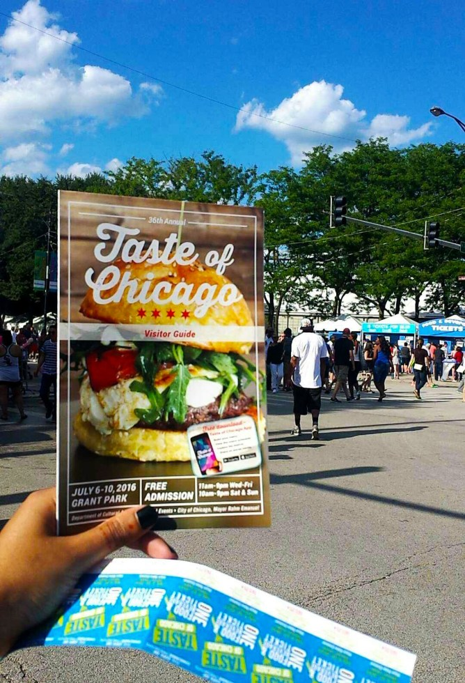 Taste of Chicago 2016 7