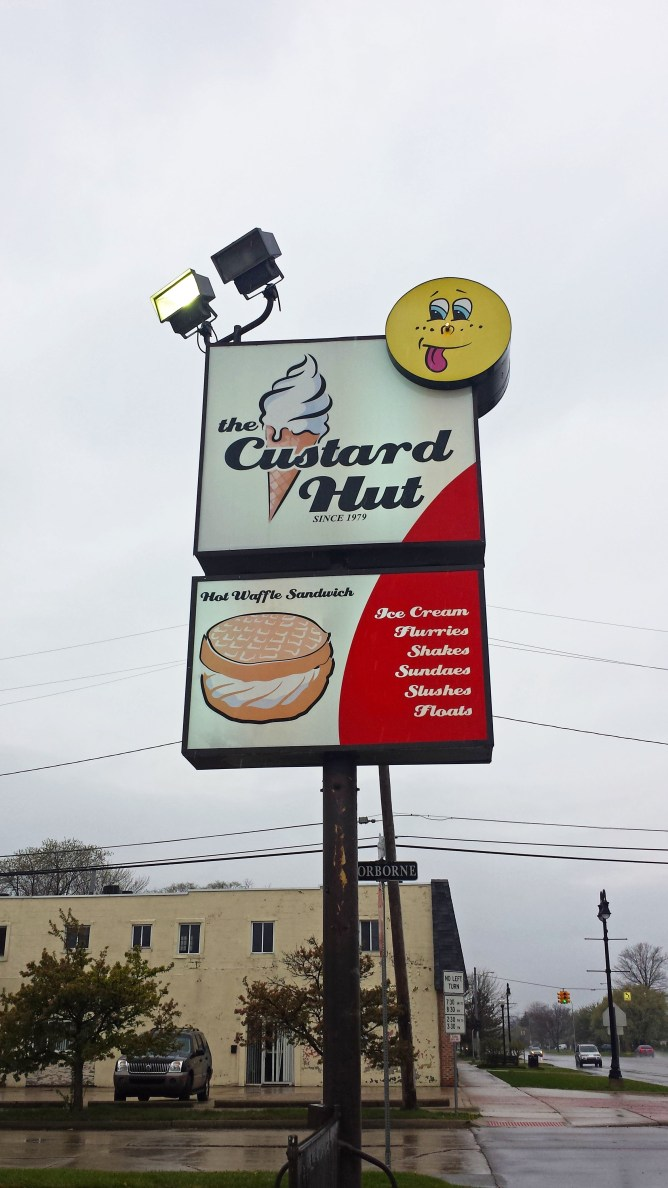 Custard Hut Dearborn Michigan