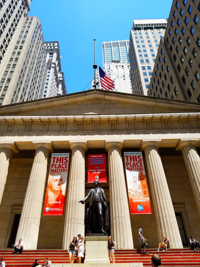 Federal Hall NYC 1
