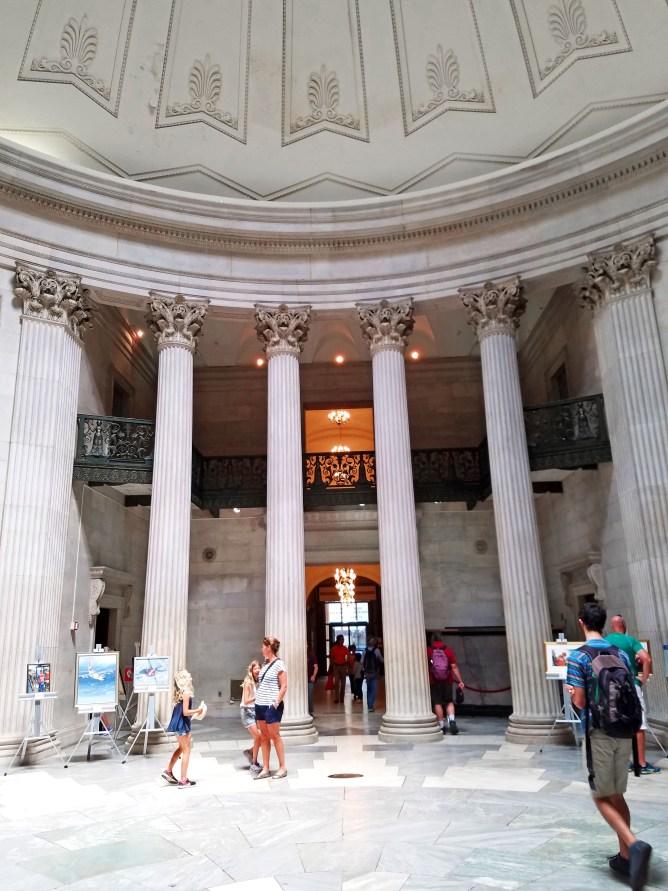 Federal Hall NYC 4