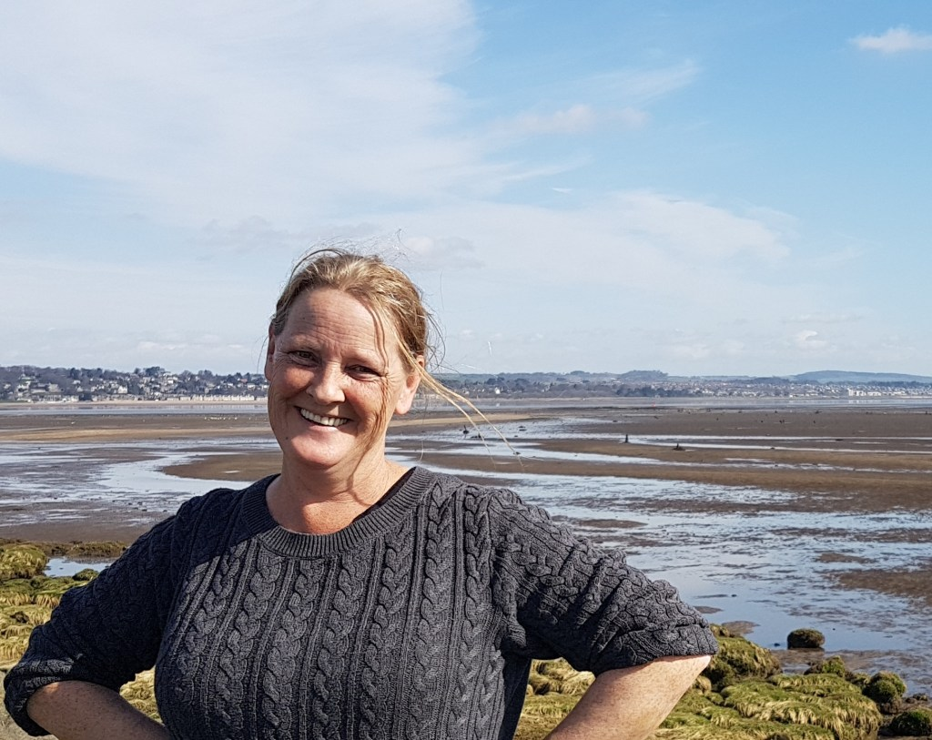 A photo of Clare Maynard at Tayport Common