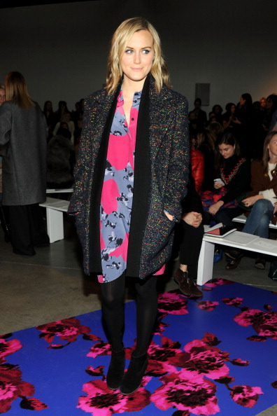 Thakoon - Front Row - Mercedes-Benz Fashion Week Fall 2014