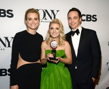 2015 Tony Awards - Backstage & Audience