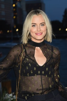 All Aboard! W Hotels Toasts The Upcoming Opening Of W Amsterdam With 'Captains' Taylor Schilling, Erin Heatherton, Chanel Iman, Coco Rocha And More On The Grand Banks