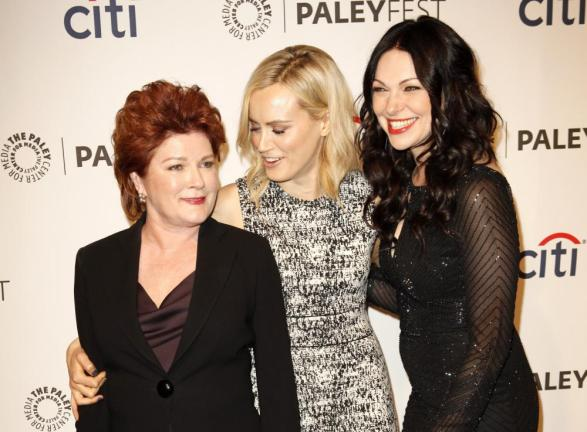 at arrivals for ORANGE IS THE NEW BLACK at the 31st Annual Paleyfest 2014, The Dolby Theatre at Hollywood and Highland Center, Los Angeles, CA March 14, 2014. Photo By: Emiley Schweich/Everett Collection