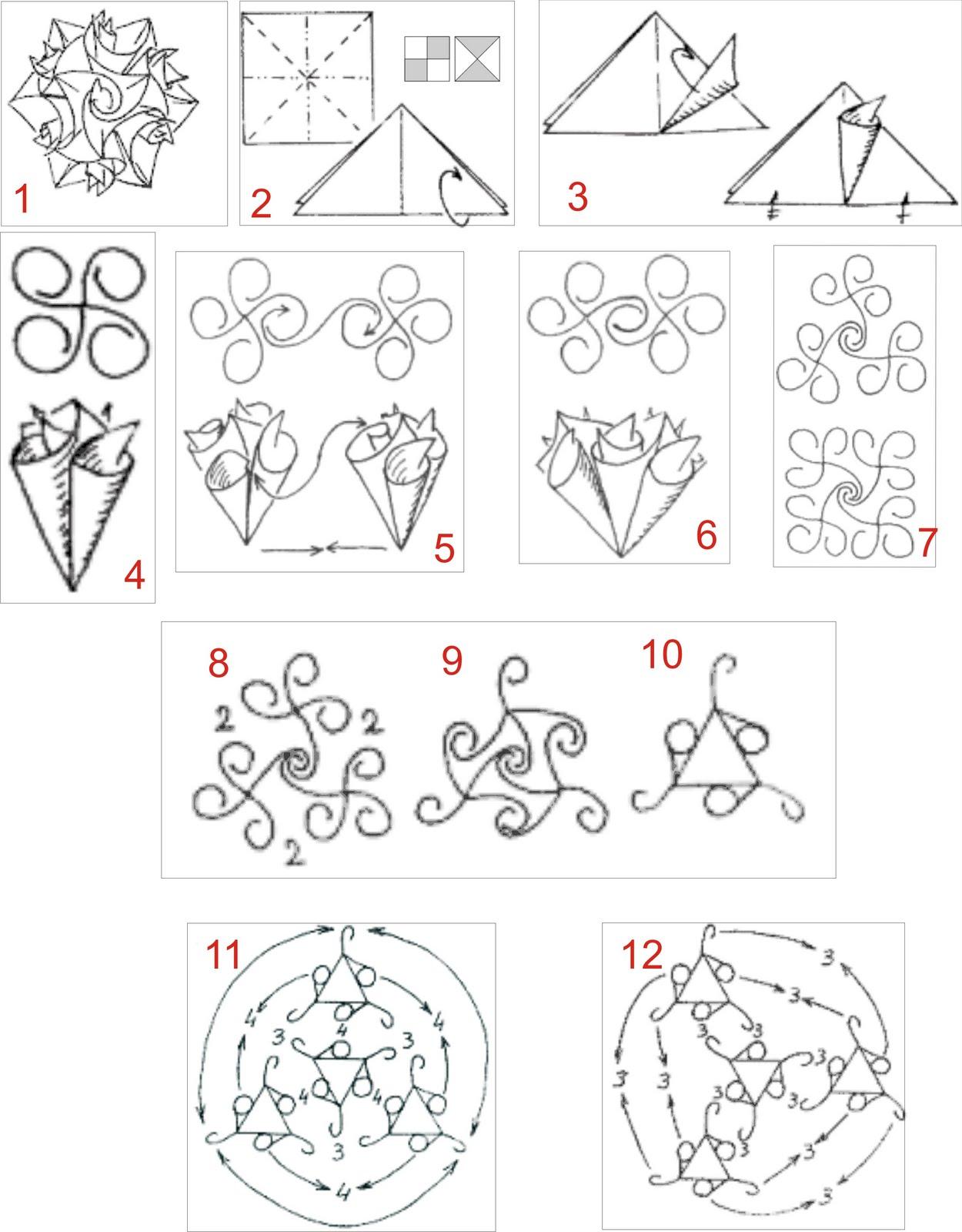 Origami De Animais