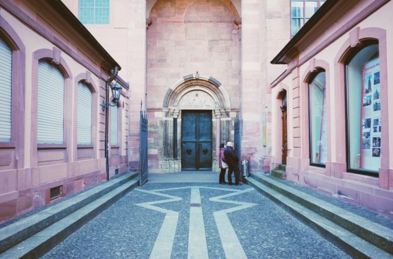 Eingang zum Dom St. Martin