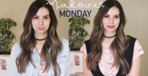 Makeover Monday – Spring Makeup Ideas