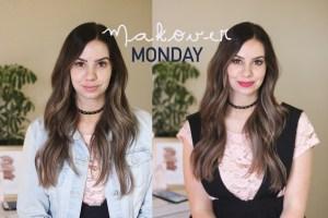 Makeover Monday – Spring Makeup Ideas