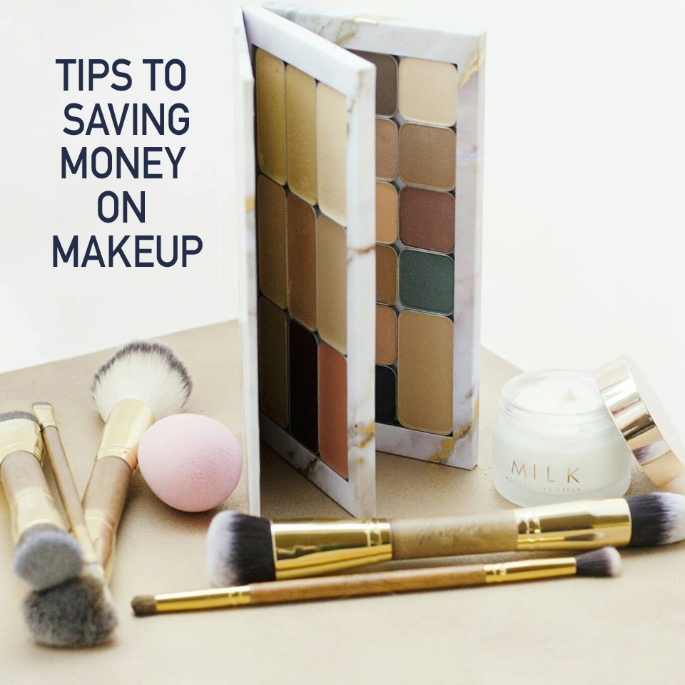 Tips to Saving Money on Makeup
