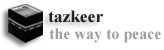 Tazkeer - The way to peace