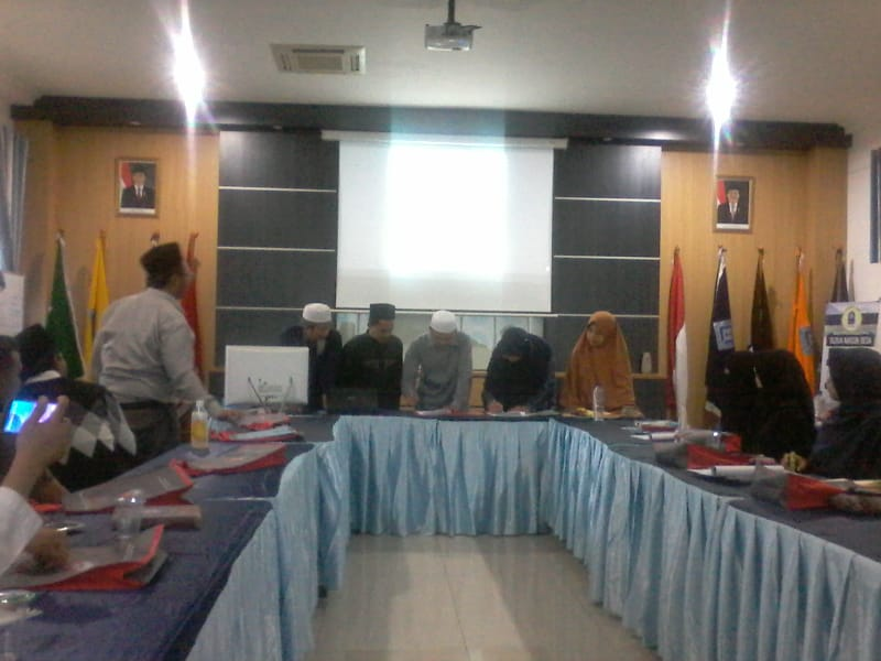 Training of Trainer Program Karantina Quran Civitas Tazkia bersama YKTN
