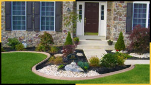 5 Tips for Incredible Front Yard Landscaping Ideas on Concrete Front Yard Ideas id=80196