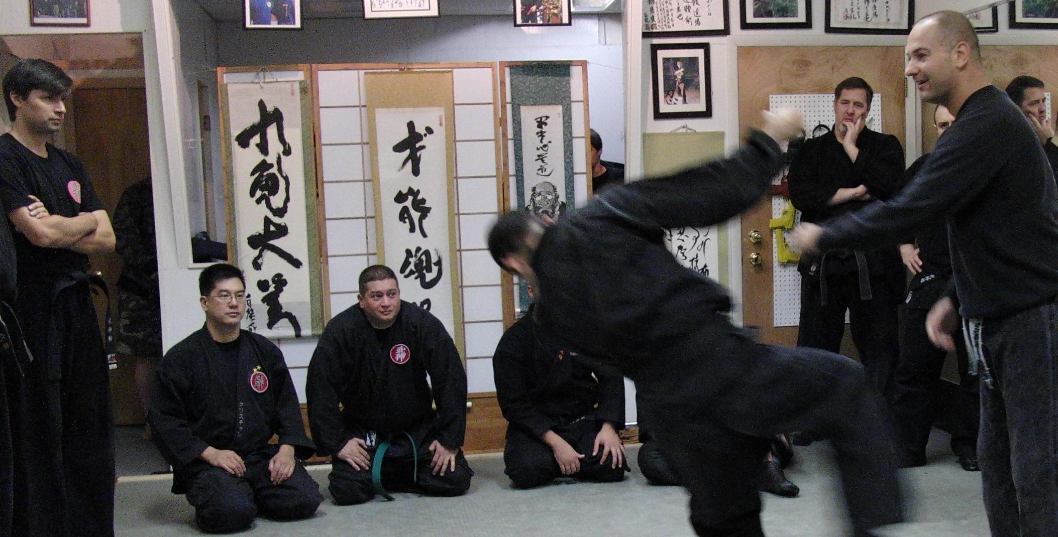 Tanuki dojo 2009 050