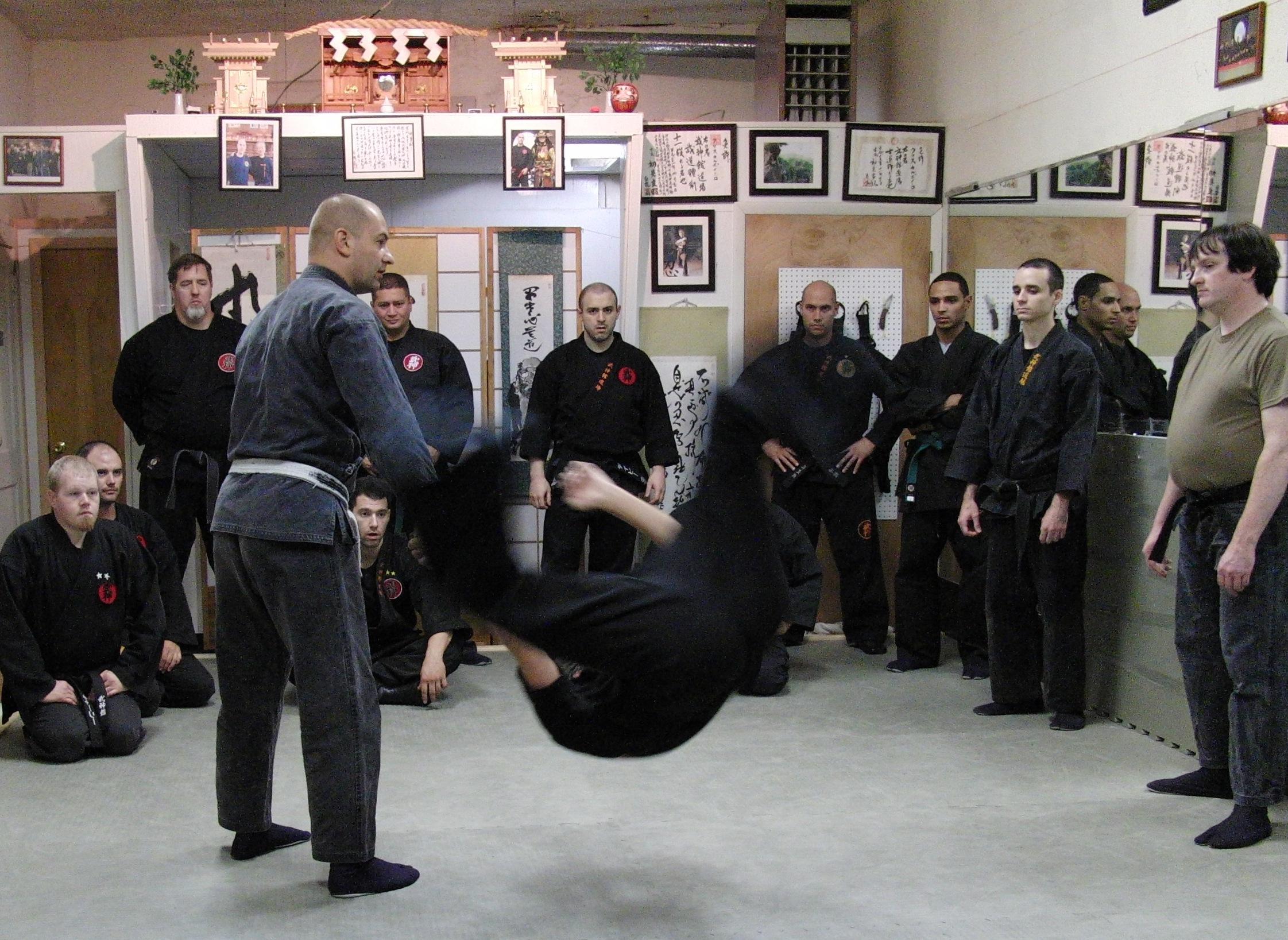 Tanuki dojo 2009 072