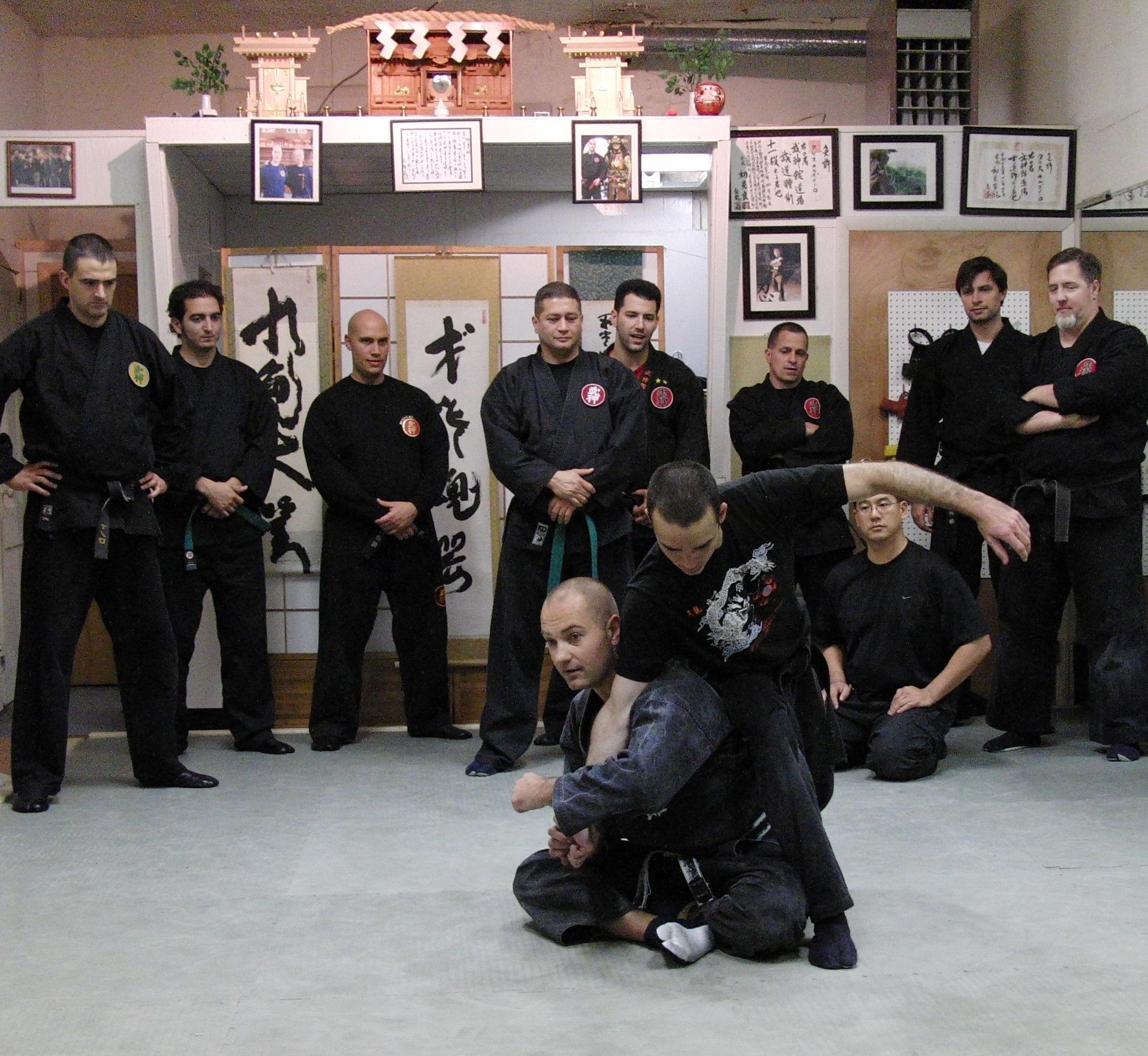 Tanuki dojo 2009 091