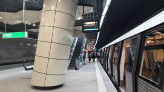 REPORTAJ Metrou inaugurat, angajati medaliati. Ziua pe care bucurestenii din Drumul Taberei o asteptau de noua ani