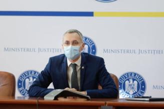 """Ministrul Justitiei: """"Nu voi accepta ideea de a transforma Sectia de investigare a infractiunilor din justitie intr-una similara dar cu alta denumire"""""""