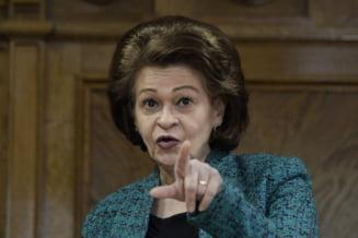 Reactia sefei Inaltei Curti la raportul GRECO: Vom asista la demisii sau la retrageri din spatiul public?