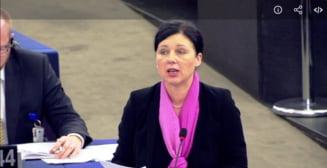 Vera Jourova, comisarul european pentru Justitie, vine la Tudorel Toader. Intalnirea are loc luni