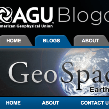 Press write-up of AGU presentation