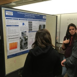 Research group presents at Northwest Glaciologists in Vancouver, BC