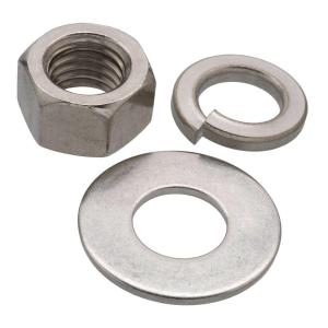 Metric Nuts and Washers