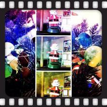 Santa Bobble Dance