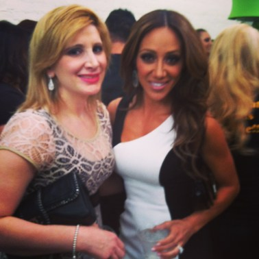Melissa Gorga (The Real Housewives of New Jersesy)