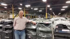 Steve Libenson International Used Copier Exporter
