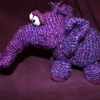 Plump Purple Pachyderm