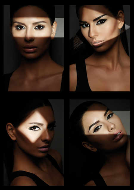 Model VisualC MAKE UP FOR EVER
