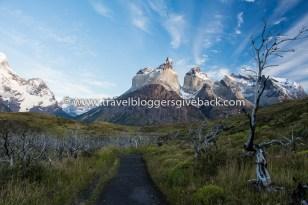 19 -Patagonia, Chile Maailman äärellä Patagonia, Argentiina: Jouluaamu Torres del Painen kansallispuistossa, Chilen Patagoniassa. Myynnissä myös valmiina tauluna!