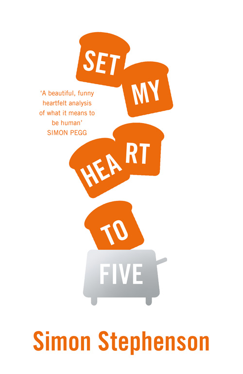 Set My Heart To Five by Simon Stephenson is a beautiful and heartwarming read