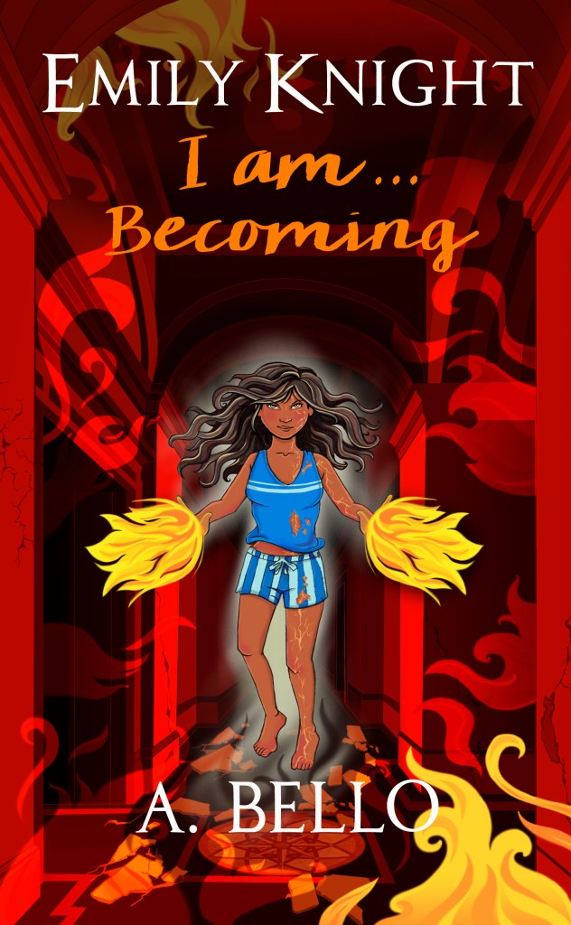 Abiola Bello is back with the magical Emily Knight I Am Becoming…