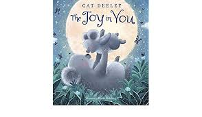 The Joy In You: Cat Deeley releases her first children's book
