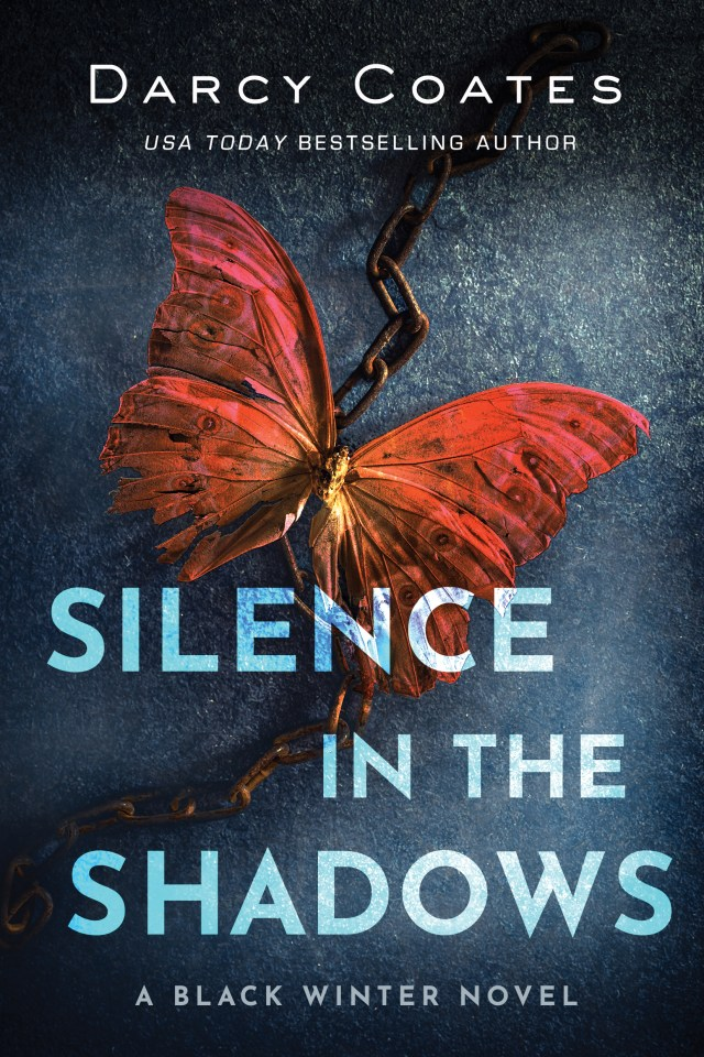 Silence in the Shadows by Darcy Coates shows her strength as a writer